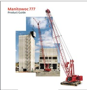 Manitowoc Cranes in India by TIL Limited - Industrial Machinery