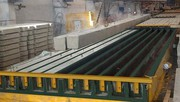 Equipment for the production of reinforced concrete products,  poles,