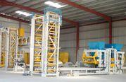 Block-machine,  Vibropress for the production of paving slab U-1500