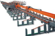 Line for measuring cutting saws TJK GJW1240