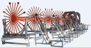 Line for welding cylindrical frames TJKHL1500 / 2000 /2500