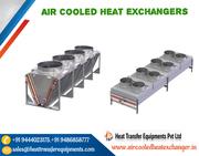 Heat Exchanger -aircooledheatexchanger.in
