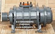 everest twinlobe roots air blower sales & service, twin lobe blowers