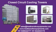 Closed Circuit Cooling Tower -Heat Transfer Equipments