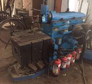 USED HYDRAULIC PRESS 100 TONS,  SHAPER MACHINE