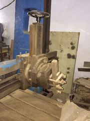 USED PLANAR / RANDA MACHINE 10FEET LONG