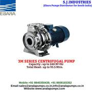 Horizontal single stage pumps