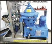 Reconditioned Alfa Laval industrial centrifuge,  oil purifiers