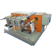 Thermal Transfer Over printer TTO with Winding Rewinding Machine